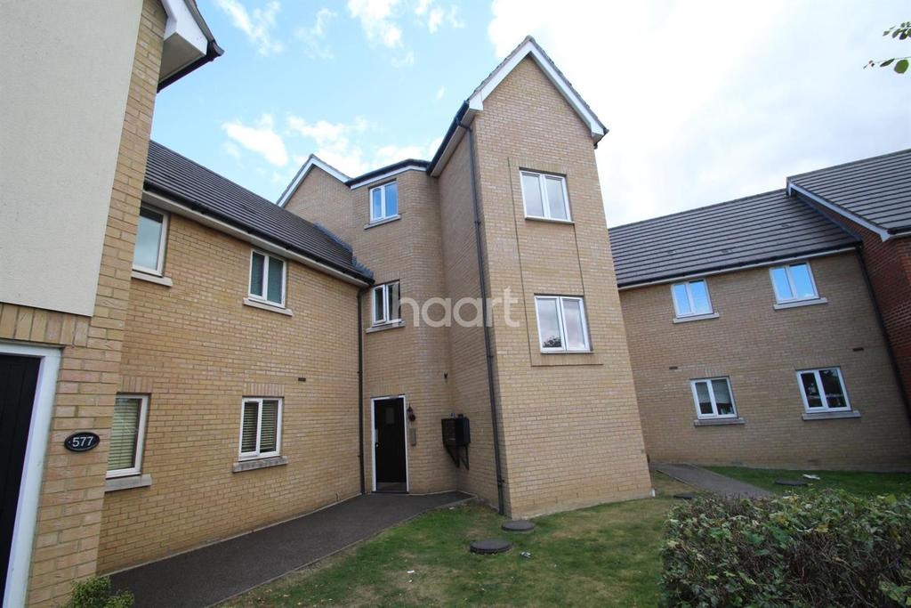 2 Bedrooms Flat for sale in Bramford Road, IPSWICH, IP1 5AU