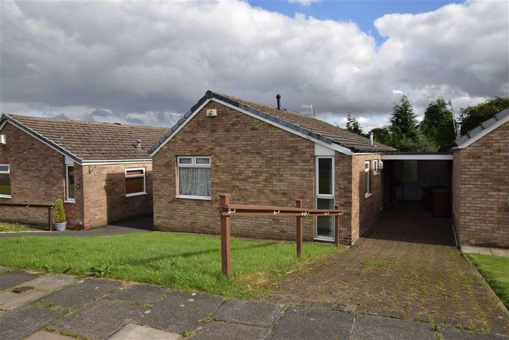 2 Bedrooms Detached Bungalow for sale in Netherfield Close, Burnley, Lancashire