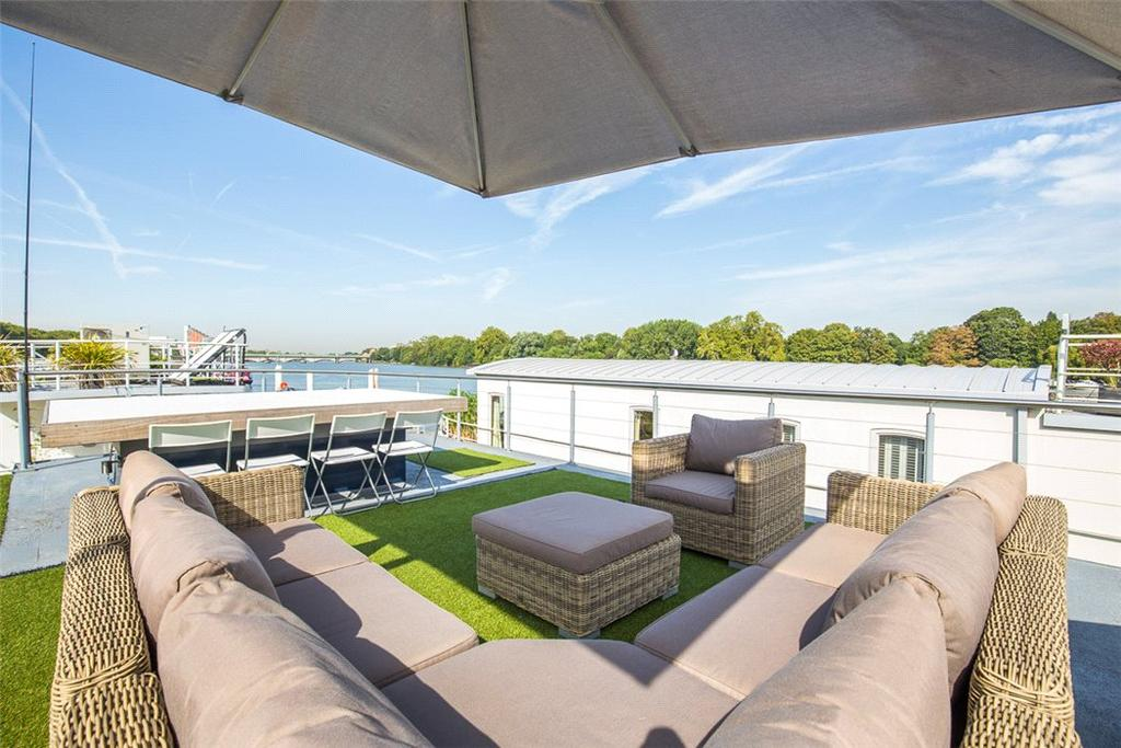 4 Bedrooms Detached House for sale in II Nauti Buoys, Eastfields Avenue, Riverside Quarter, London, SW18