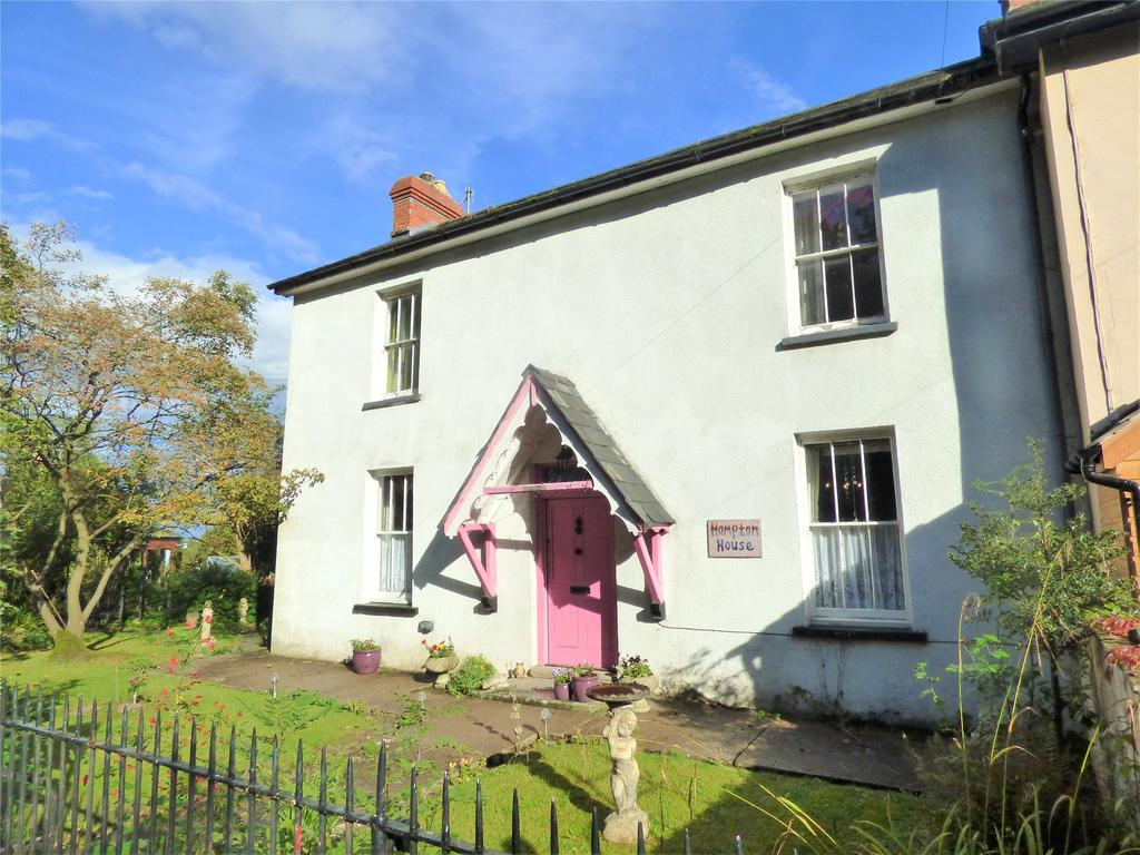 2 Bedrooms Semi Detached House for sale in Glasbury-On-Wye, Hereford