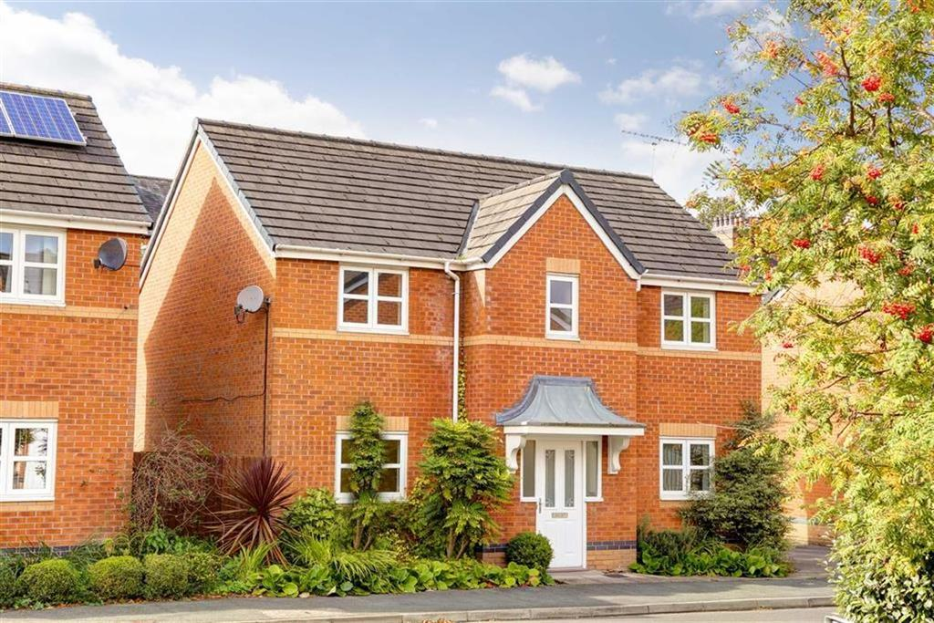 4 Bedrooms Detached House for sale in Joyce Way, Whitchurch, SY13