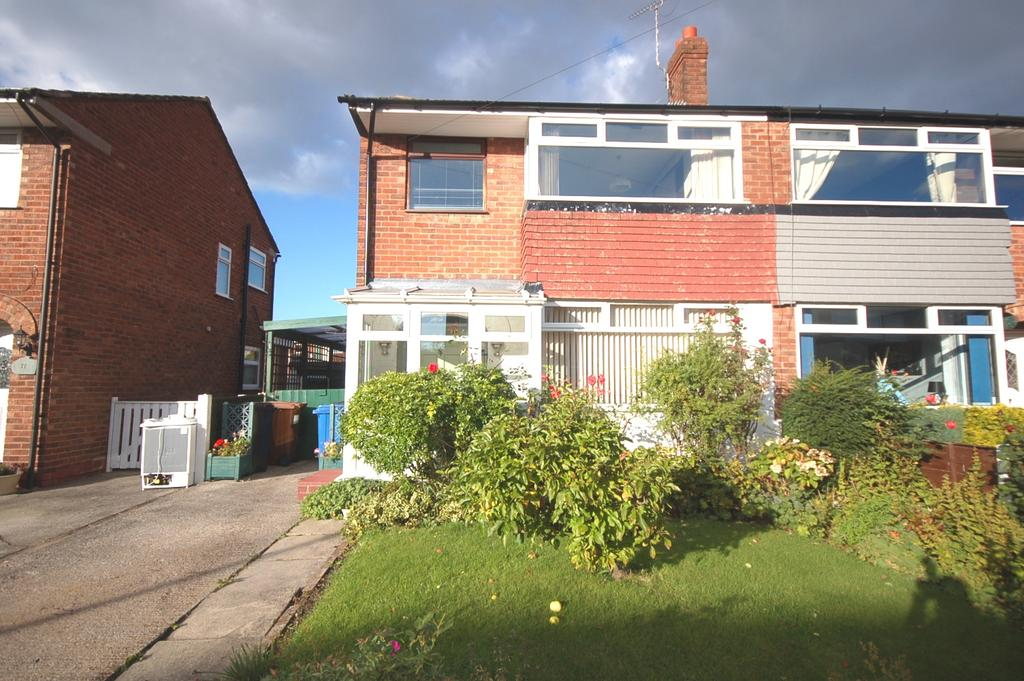 3 Bedrooms Semi Detached House for sale in Kilburn Close, Heald Green, Cheadle, Cheshire SK8