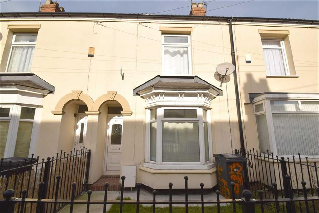 2 Bedrooms Terraced House for sale in Cambrian Avenue, Holland Street, Hull, East Yorkshire, HU9