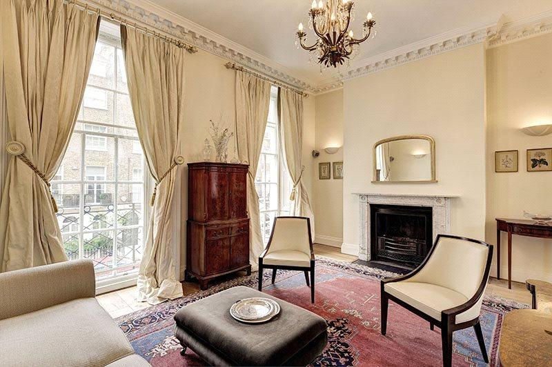 5 Bedrooms Terraced House for sale in Chapel Street, Belgravia, London, SW1X
