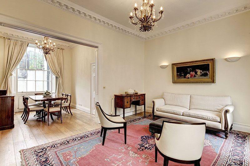 5 Bedrooms Terraced House for sale in Chapel Street, Belgravia, London, SW1X