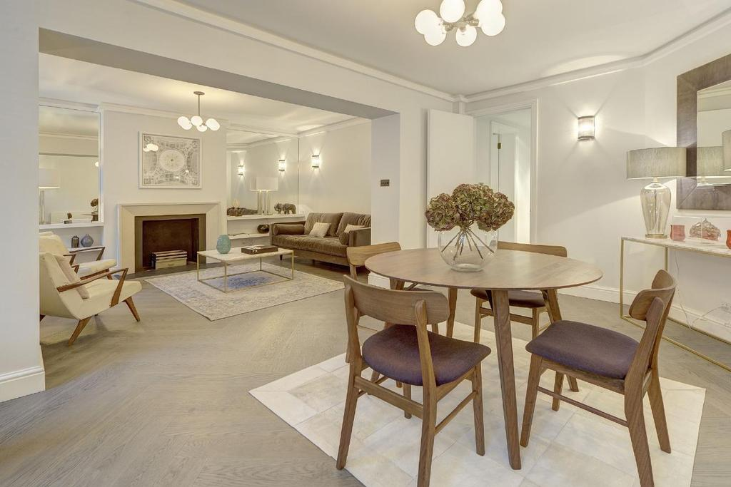 2 Bedrooms Flat for sale in Greenberry Street, St Johns Wood, NW8