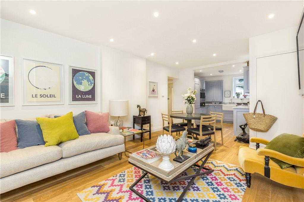 2 Bedrooms Flat for sale in Stamford House, 23 West Side Common, London, SW19