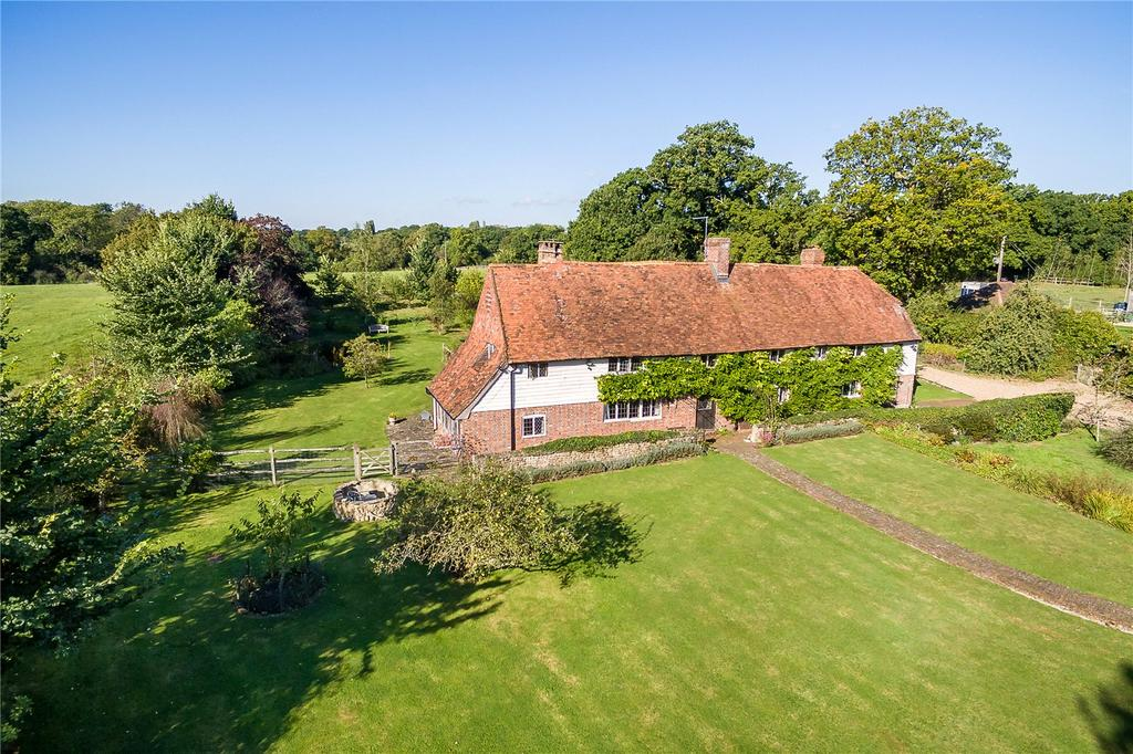 5 Bedrooms Detached House for sale in Oldhouse Lane, Coolham, Horsham, West Sussex