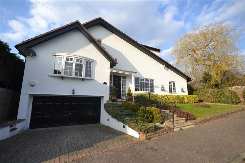4 Bedrooms Detached House for sale in Herons Rise, New Barnet, Hertfordshire