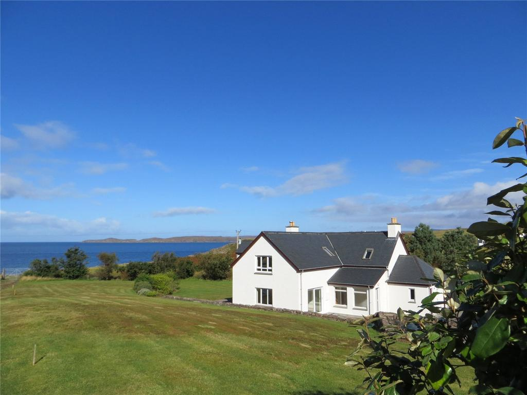 4 Bedrooms Detached House for sale in Port Henderson, Gairloch, Ross-Shire
