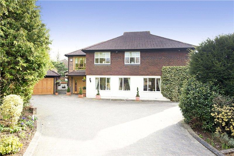 6 Bedrooms Detached House for sale in Orchard Road, Pratts Bottom, Kent, BR6