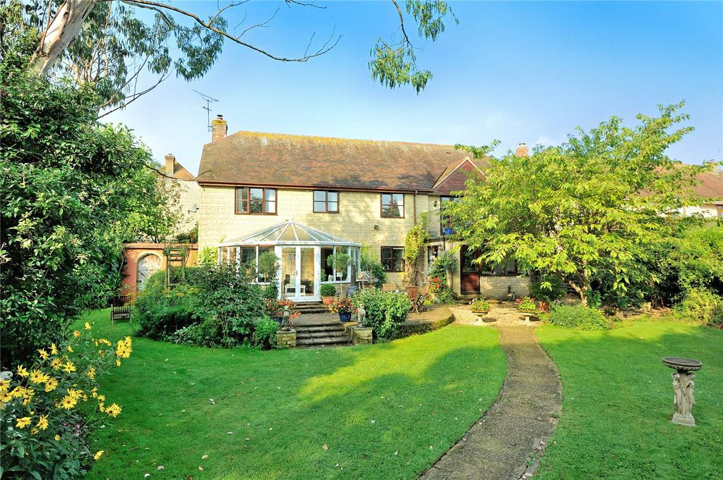 5 Bedrooms Detached House for sale in Barrow Hill, Stourton Caundle, Sturminster Newton, Dorset