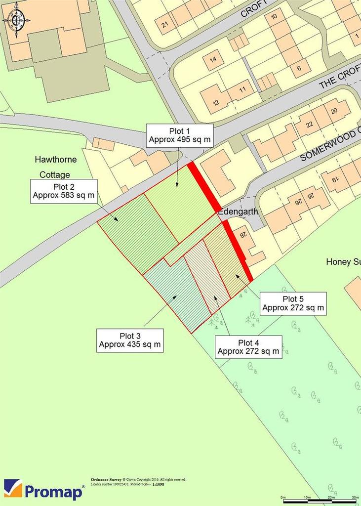 3 Bedrooms Plot Commercial for sale in Somerwood Close, Long MArton
