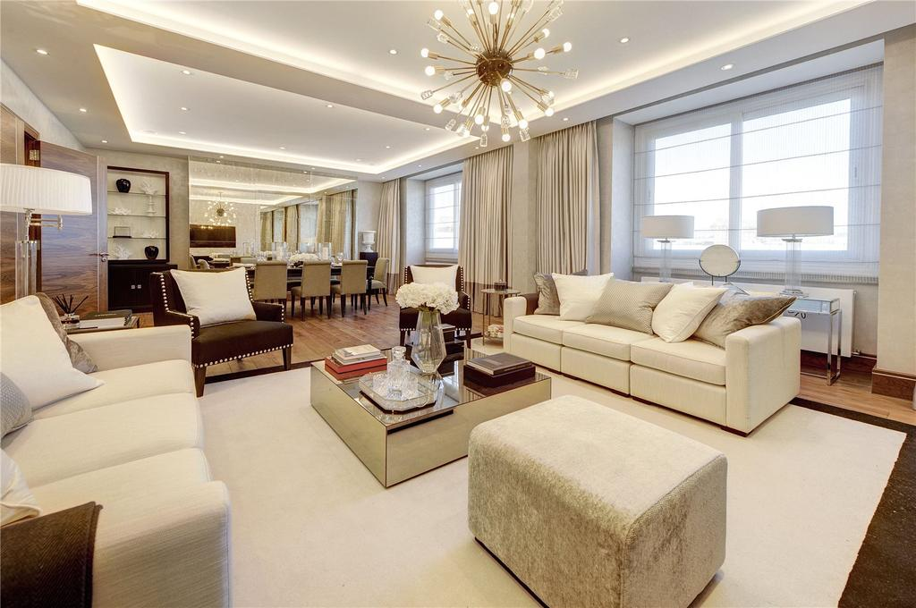 3 Bedrooms Penthouse Flat for sale in Campden Hill Court, Campden Hill Road, Kensington, London, W8