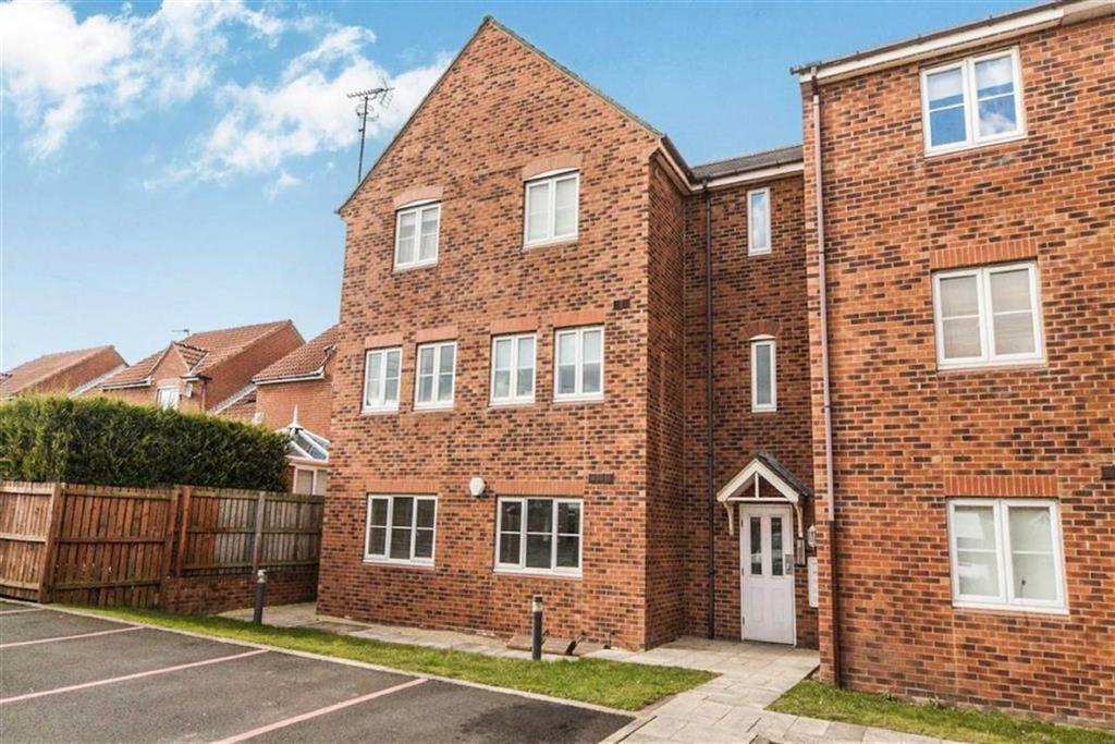 2 Bedrooms Apartment Flat for sale in Heathfield, West Allotment, Newcastle Upon Tyne, NE27