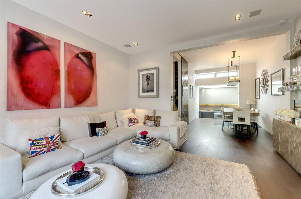 3 Bedrooms Flat for sale in Westbourne Grove, Notting Hill, London, W11