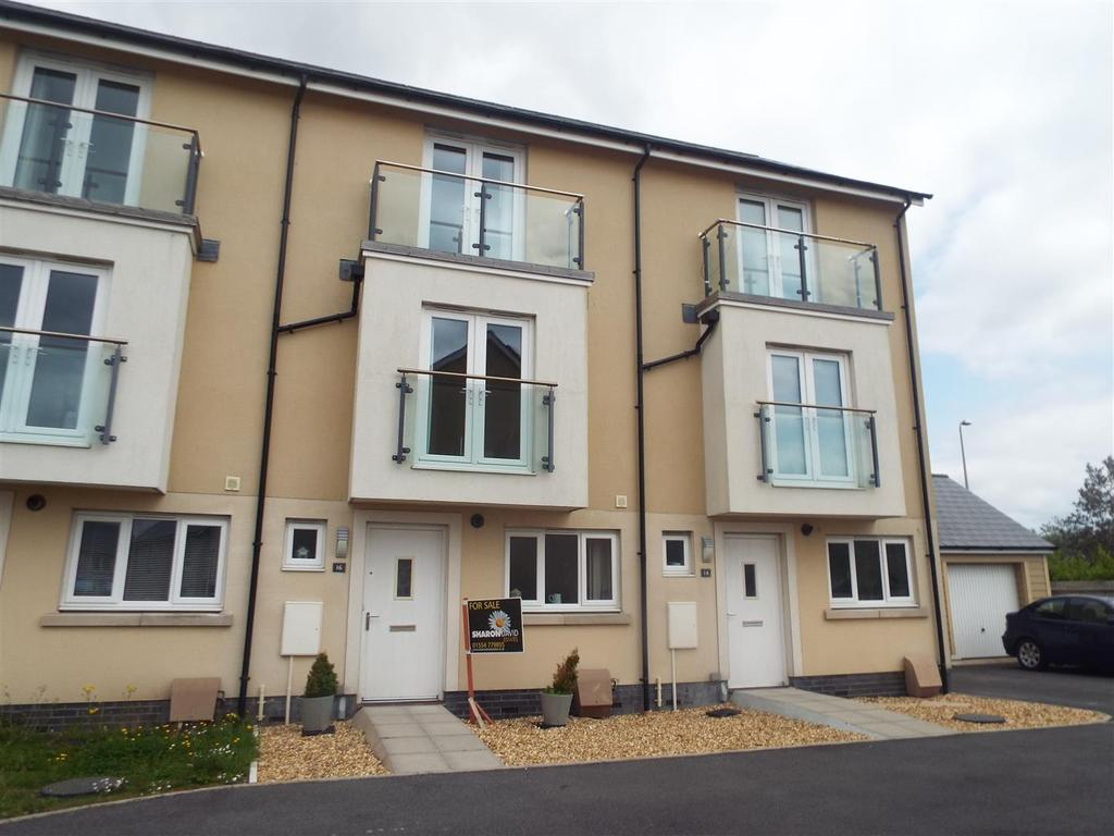 4 Bedrooms Town House for sale in Machynys