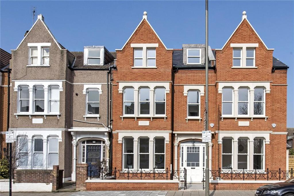 5 Bedrooms Terraced House for sale in Ritherdon Road, Wandsworth, London, SW17
