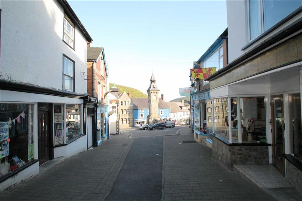 2 Bedrooms Town House for sale in High Street, Knighton