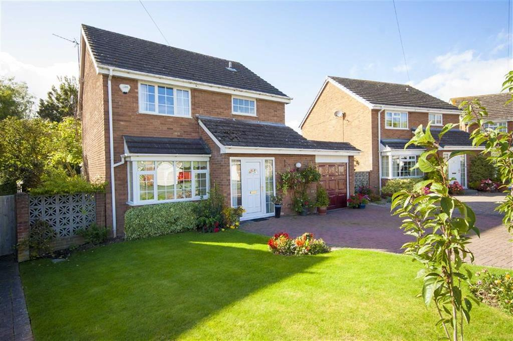 4 Bedrooms Detached House for sale in Willow Drive, Shrewsbury, Shropshire