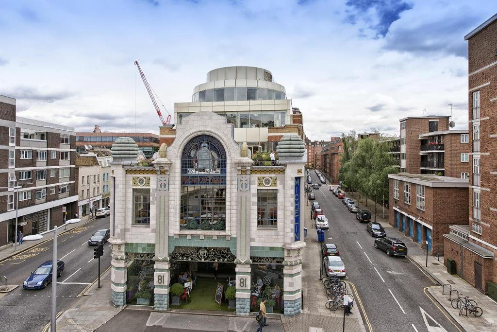 3 Bedrooms Flat for sale in Pelham Street, South Kensington