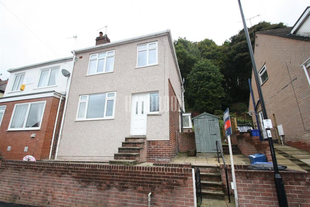 3 Bedrooms Semi Detached House for sale in Hackthorn Road, Woodseats