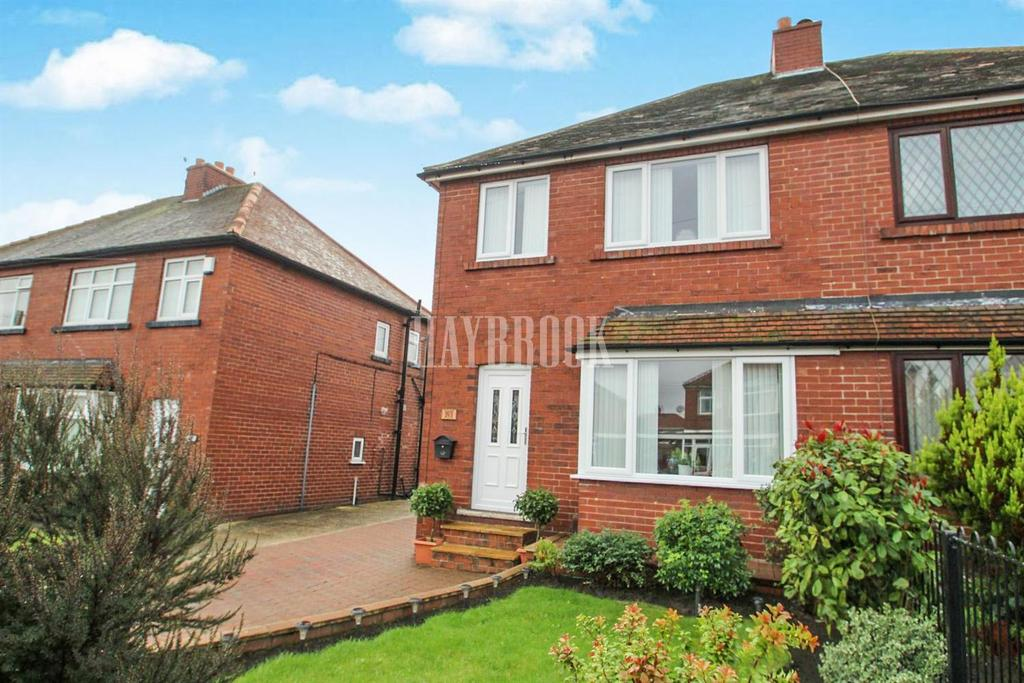 3 Bedrooms Semi Detached House for sale in Summer Lane, Wombwell