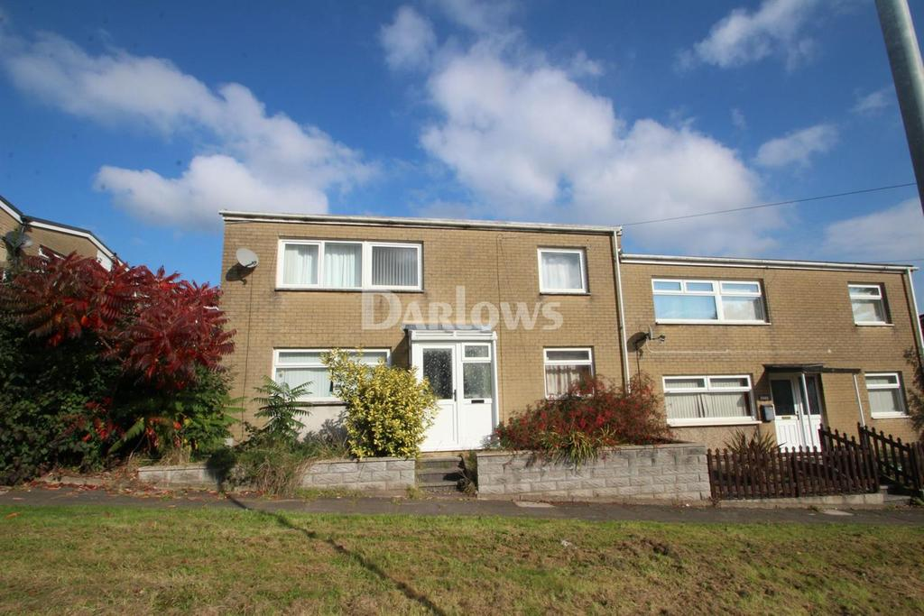4 Bedrooms Semi Detached House for sale in Chapel Wood, Llanedeyrn
