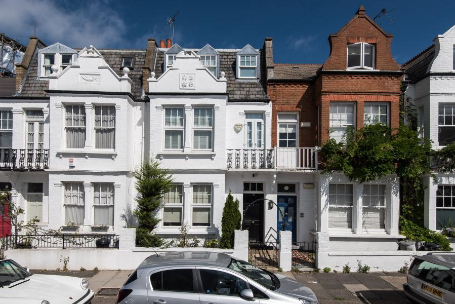 4 Bedrooms House for sale in Doria Road, Fulham SW6