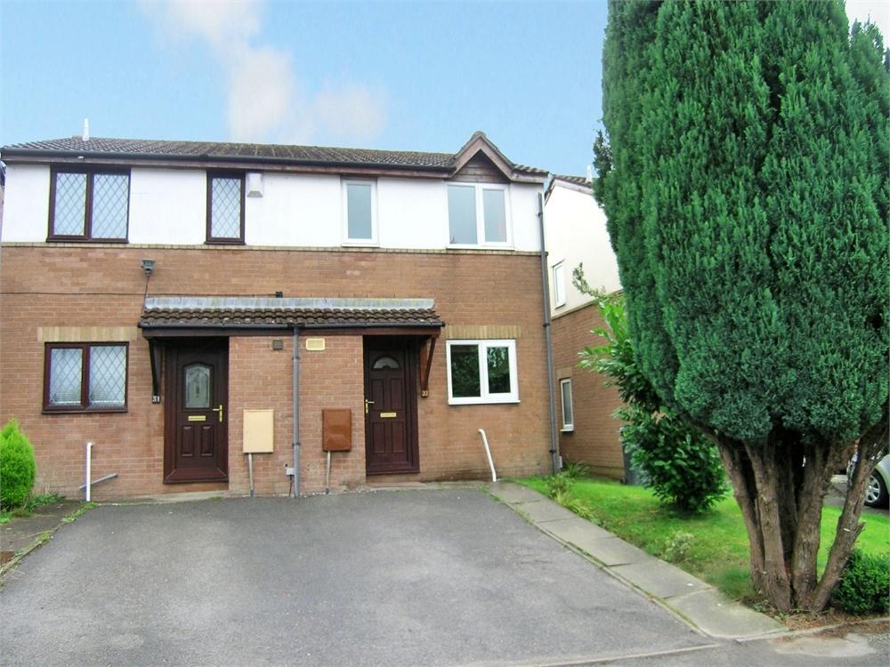 2 Bedrooms Semi Detached House for sale in Oakleafe Drive, Pontprennau, Cardiff