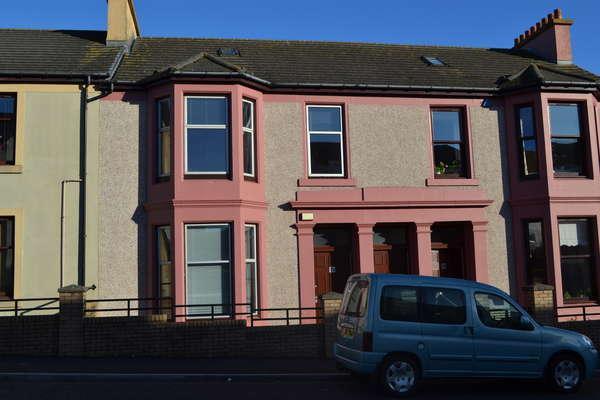 3 Bedrooms Terraced House for sale in 73 Raise Street, Saltcoats, KA21 5JZ