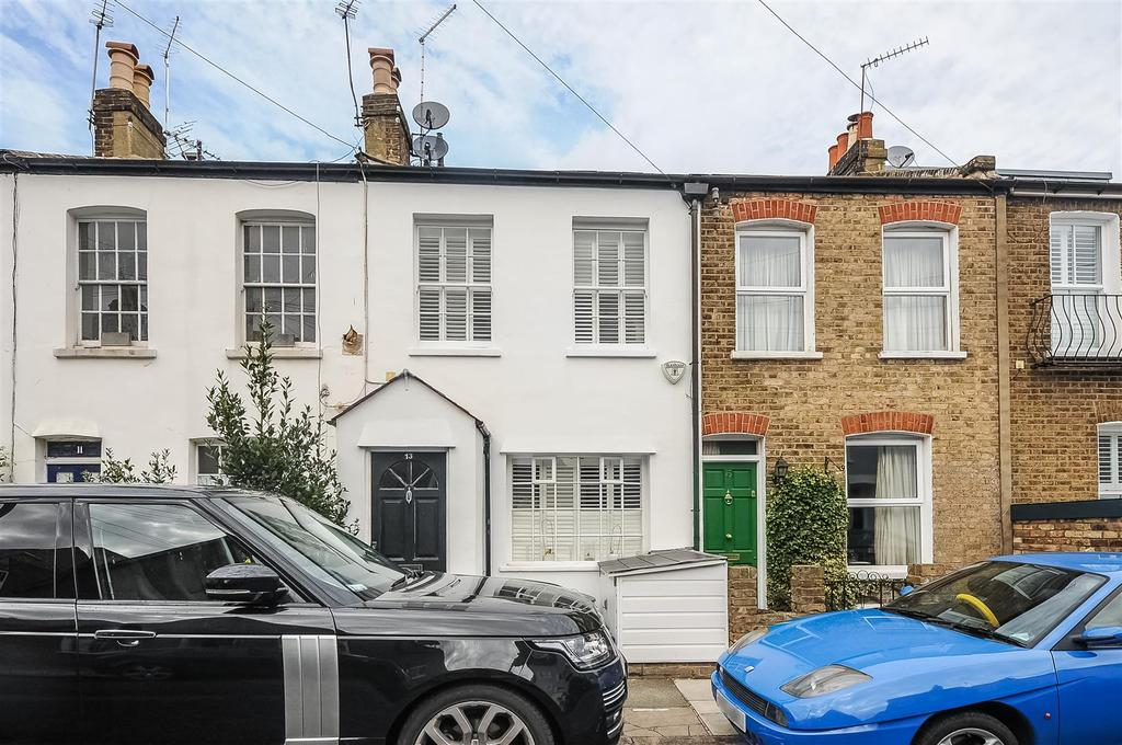 3 Bedrooms Terraced House for sale in Westfields Avenue, Barnes
