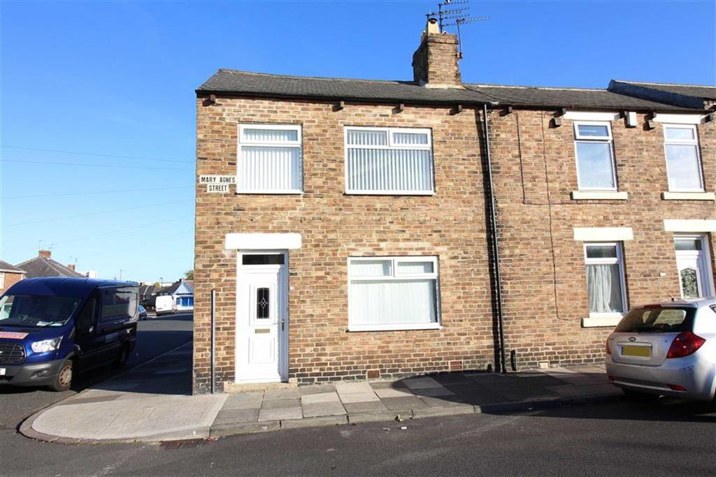 3 Bedrooms End Of Terrace House for sale in Mary Agnes Street, Newcastle Upon Tyne, NE3