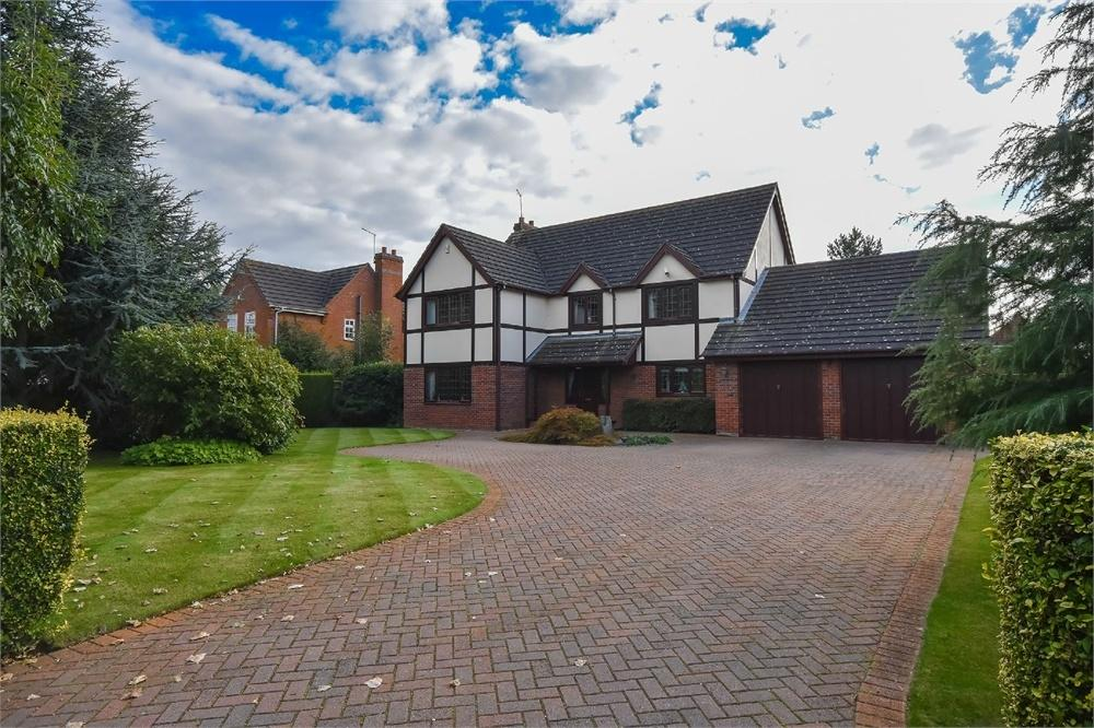 4 Bedrooms Detached House for sale in Princess Road, Kirton, Boston, Lincolnshire