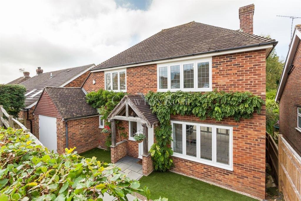 3 Bedrooms Detached House for sale in Gorselands, Sedlescombe, East Sussex, TN33