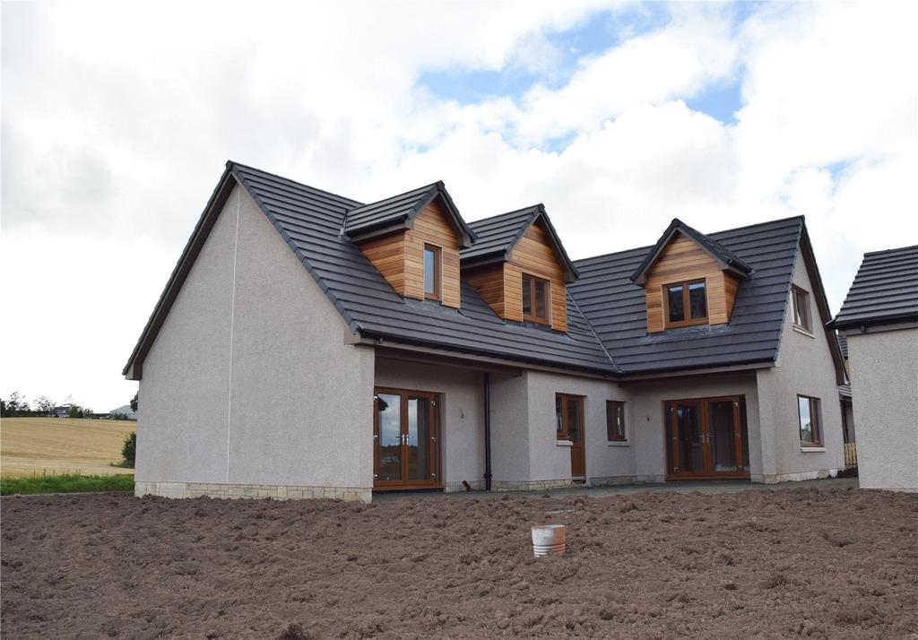 4 Bedrooms Detached House for sale in 9 Rosie Brae, Drunzie, Glenfarg, Perth, PH2