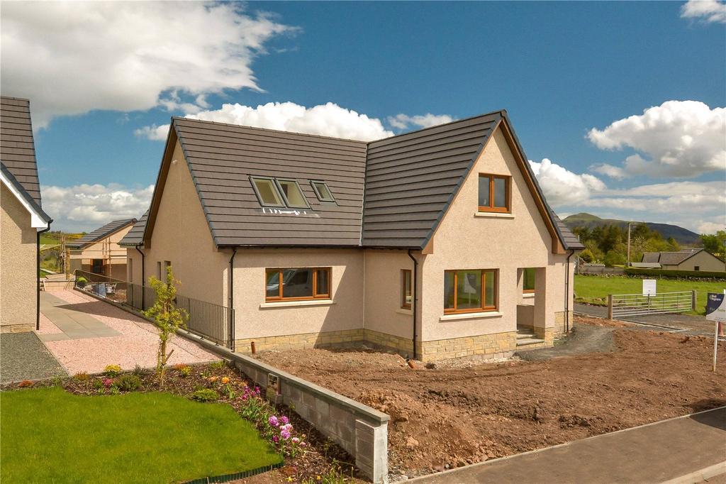 4 Bedrooms Detached House for sale in 9 Rosie Brae, Drunzie, Glenfarg, Perth, PH2