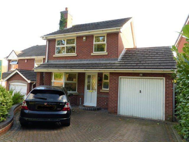 3 Bedrooms Detached House for sale in Bridle Grove,West Bromwich,West Midlands