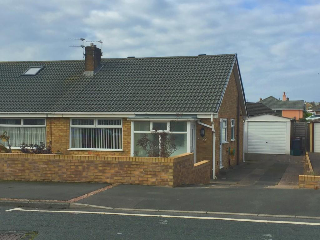 2 Bedrooms Semi Detached Bungalow for sale in 29 Whinlatter Drive, Barrow-In-Furness