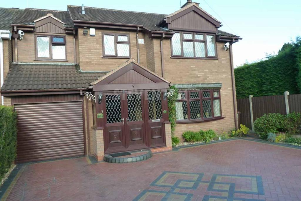 5 Bedrooms Detached House for sale in Farleigh Drive Castlecroft Wolverhampton