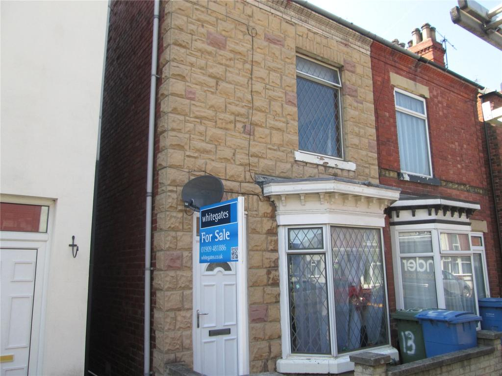 3 Bedrooms Semi Detached House for sale in King Street, Worksop, Nottinghamshire, S80
