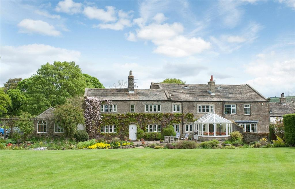 5 Bedrooms House for sale in Winebeck Farm, Addingham, Near Ilkley, West Yorkshire, LS29