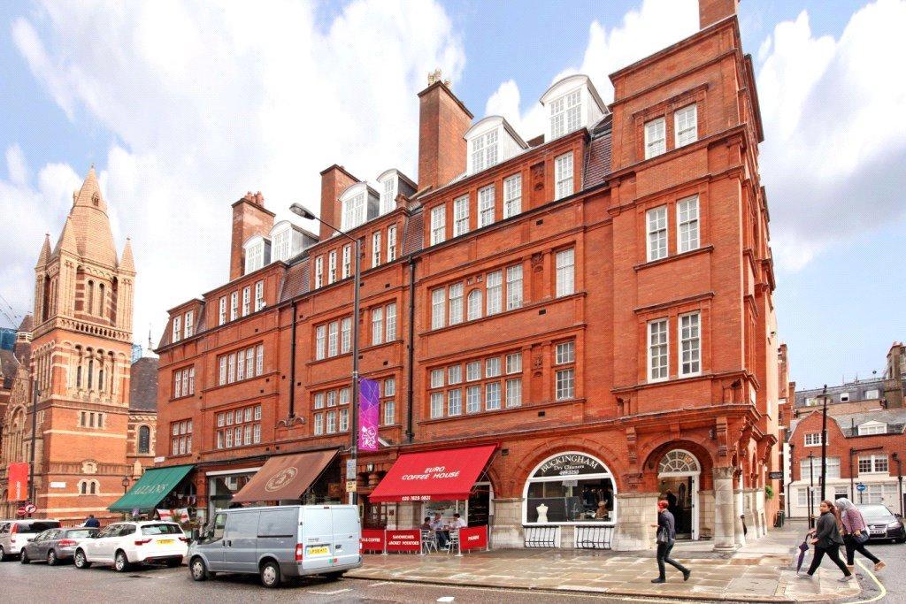 3 Bedrooms Apartment Flat for sale in Duke Street, London, W1K