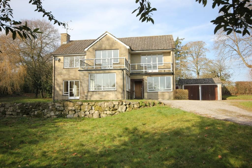 4 Bedrooms Detached House for sale in COW DROVE, CHILMARK, WILTSHIRE