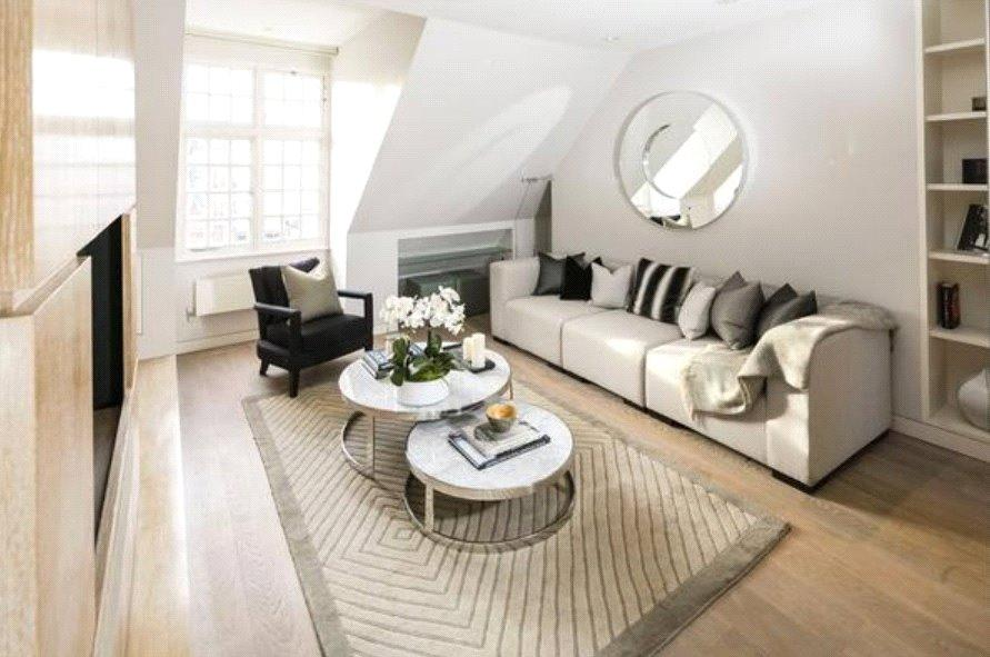 1 Bedroom Apartment Flat for sale in Duke Street, London, W1K