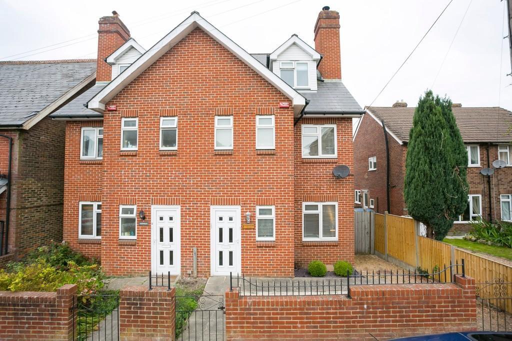 4 Bedrooms Semi Detached House for sale in Hailsham Road, Heathfield