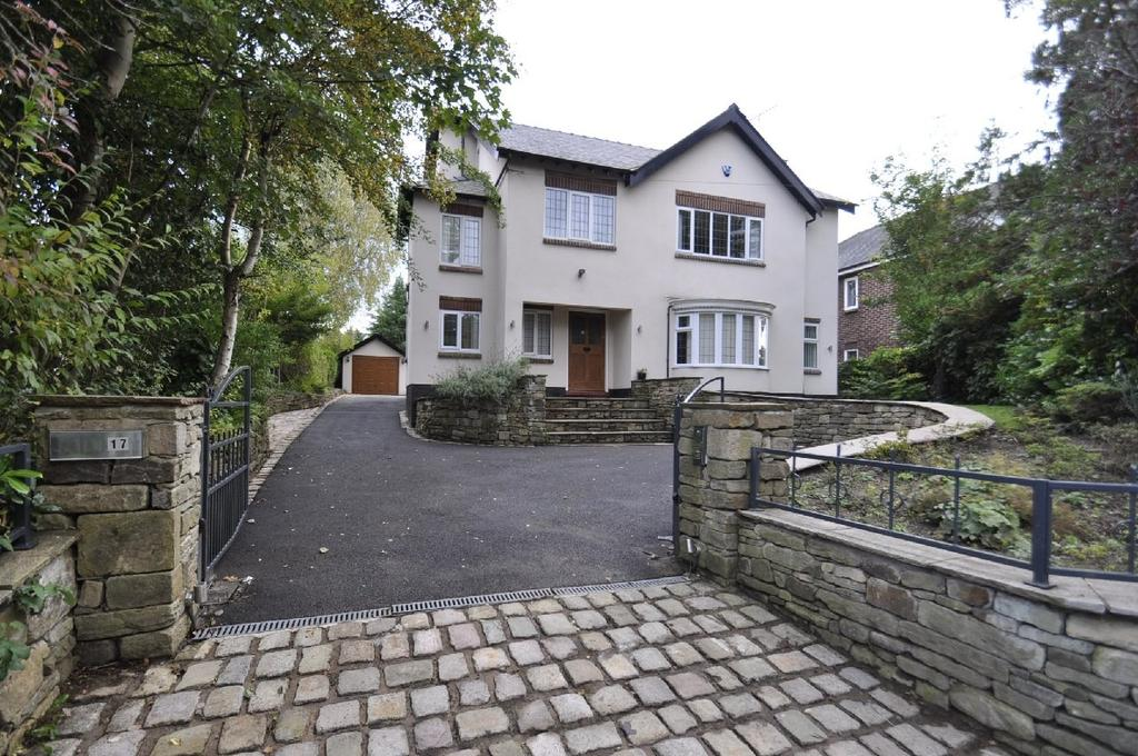 5 Bedrooms Detached House for sale in Carr Wood Road, Bramhall,