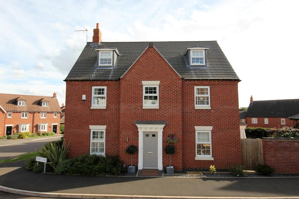 5 Bedrooms Detached House for sale in Flint Lane, Barrow Upon Soar