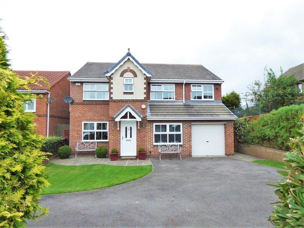 6 Bedrooms Detached House for sale in Devonport , Newbottle, Houghton Le Spring