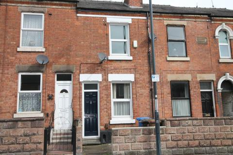 2 bedroom terraced house to rent - Drewry Lane, Derby,